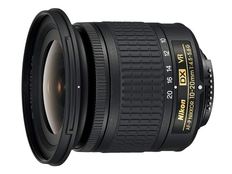 لنز AF-P 10-20mm F4.5-5.6G VR